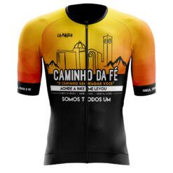 Camisa de Ciclismo Caminho da Fé