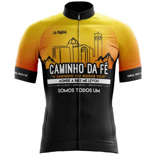 Camisa de Ciclismo Caminho da Fé Trip